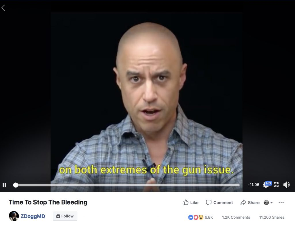 "ZdoggMD's video should appeal to any rational person, regardless of which ""side"" of the gun debate they are on."