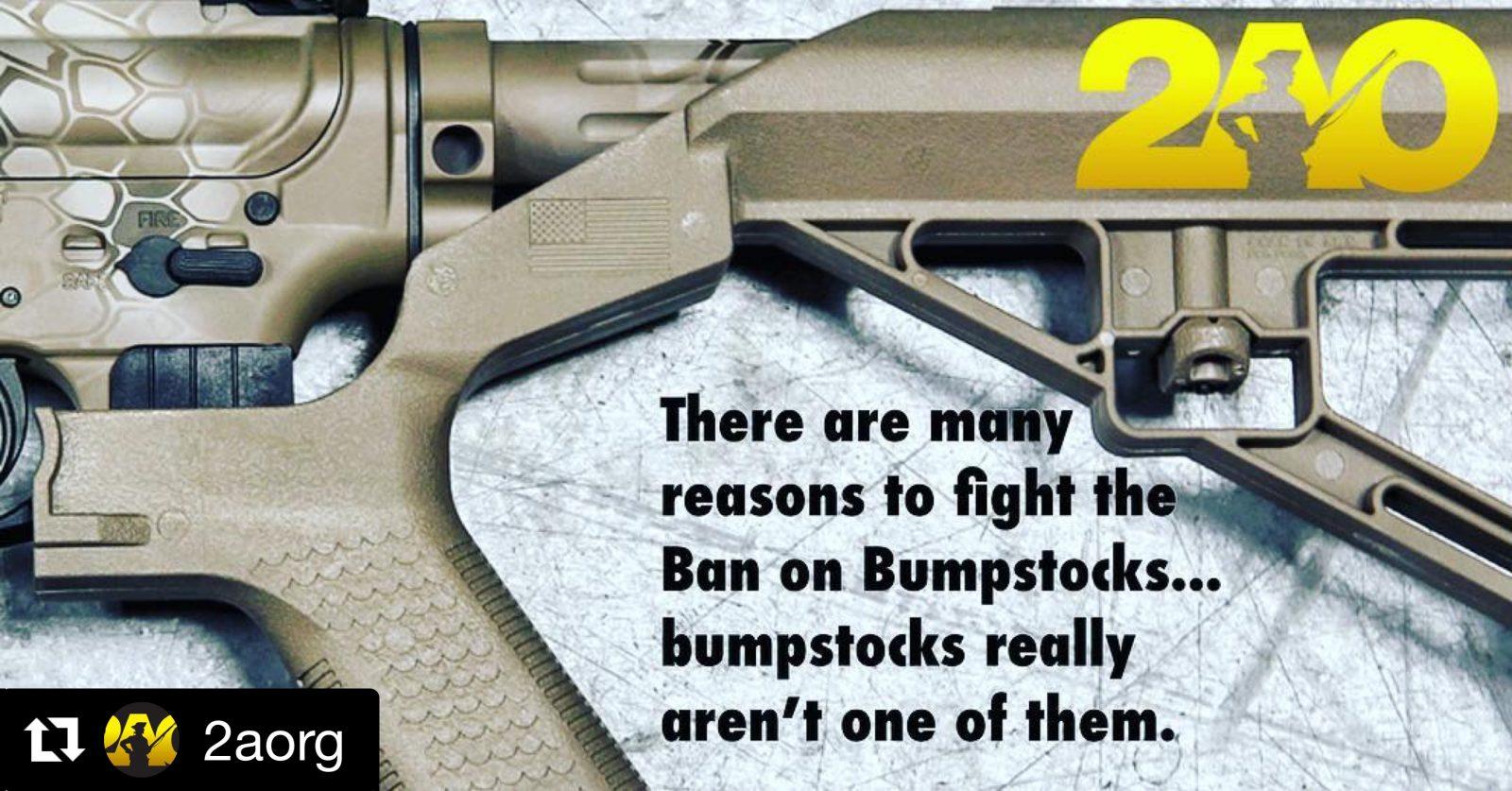 Bump Stock Ban